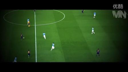 2015年3月18日欧冠 梅西VS曼城 精彩回顾