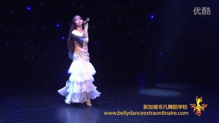 2014年 非凡舞蹈学生汇报表演 波斯玫瑰之夜 - Katherine