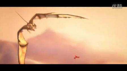 3D动画电影Sintel 精彩的动画片视频
