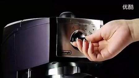 Delonghi德龙意式泵压式咖啡机EC155-苏宁易佰购电器