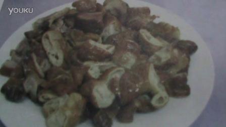 陕西风味小吃—梆梆肉