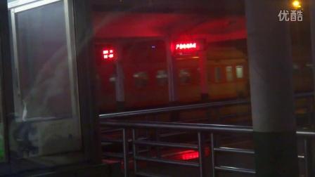 K287进鹰潭站