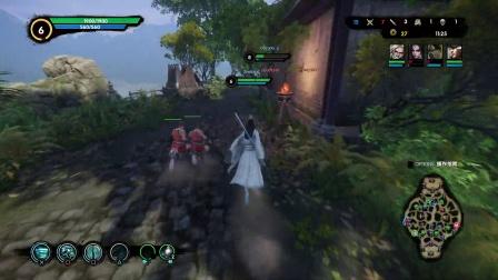 PS4《九阳神功》开黑娱乐视频