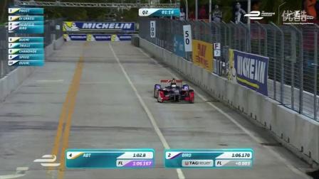 Miami ePrix  qualifying highlights