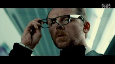 《碟中谍5》一分钟精彩画面 阿汤哥徒手扒飞机