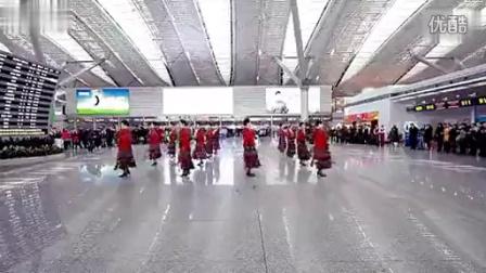贵州公司空姐空少激情快闪,辞旧迎新展风采