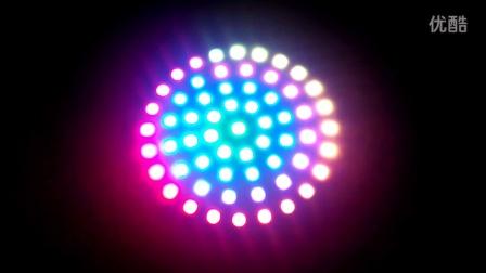 Arduino 开源硬件 RGB 环形灯 炫酷 闪烁