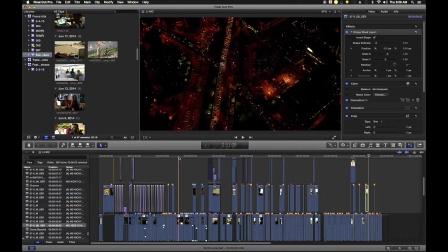 电影《焦点》高级工作流程 - PART II