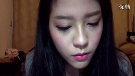 如何打造韓系粗眉