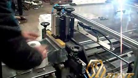多粒卷筒卫生纸包装机(输送带)(清晰)