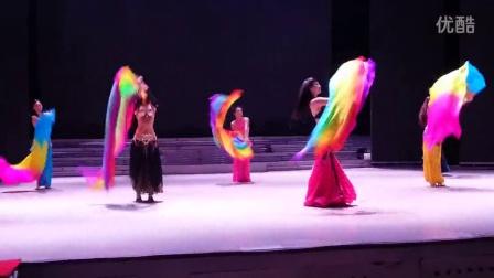 鹤岗市唯一专业肚皮舞培训基地--木子东方舞培训学校 艺术剧院演出