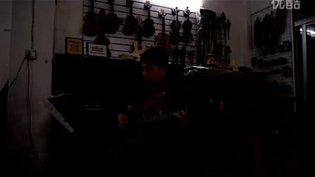 汉牌数字吉他1代产品-江西省抚州市临川区代理商周老师数字吉他精彩演绎。