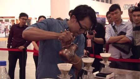 【中国咖啡联盟杯·国际咖啡冲煮大赛-自选冲煮】-中国台湾选手·黄柏勲