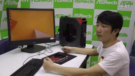华擎X99E-ITXac  全球首款 X99平台 ITX板型主板