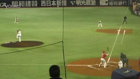 【2015 オープン戦】広島カープ 小窪のバッティング_2015032001