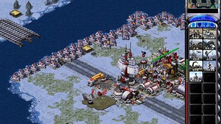 红警2七家冷酷北极圈娱乐玩法