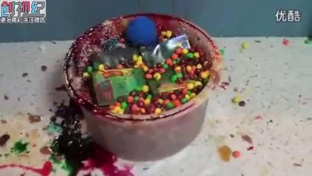 【创视纪】鸡蛋狂魔教你如何做彩虹蛋糕
