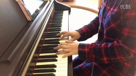 贝加尔湖畔 钢琴版_tan8.com