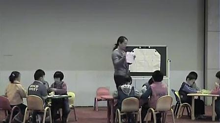 大班数学《门牌号码》郭萍幼儿园优质课上海名师教学视频