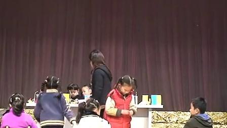 大班科学《谁站得稳》江敏之幼儿园优质课上海名师教学视频
