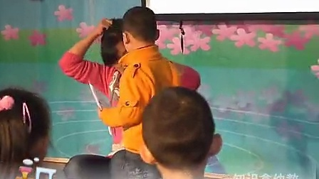 大班科学《会翻跟头的小胶囊》王晓凤幼儿园优质课上海名师教学视频