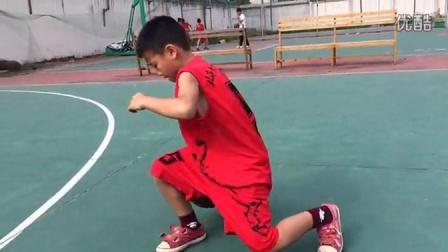 北海圣鲸体育篮球培训周末全天基础班8岁王子杭