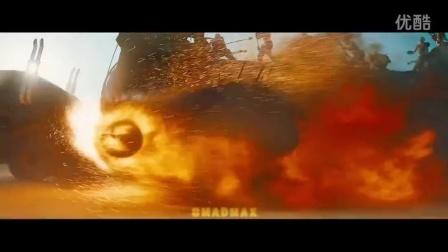 """《疯狂的麦克斯4:狂暴之路》""""Explosions""""前瞻预告"""