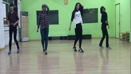 【CM舞蹈】爵士舞4minute—《Crazy疯》