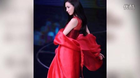 林志玲红裙走秀宽衣解带 奶茶妹妹清纯到底