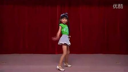 广场舞小苹果儿童表演舞蹈健美操国家体育局指定动作