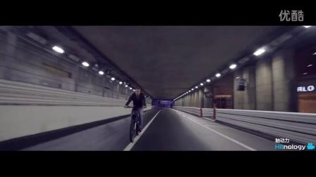 【触动力】军工级超级电动自行车Trefecta DRT