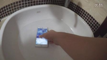 Sony Z3 D6633(港版双卡)首次下水测试