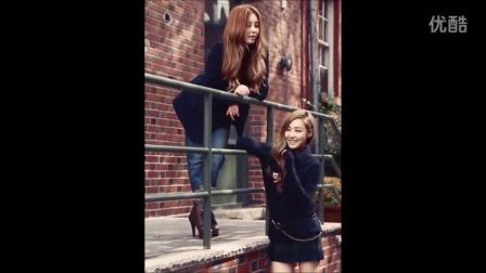 [韩国饭制]  TTS (Girls' Generation) 少女時代 _ Only U (MV)