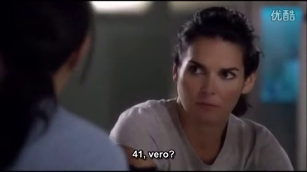 Angie Harmon Sprained ankle