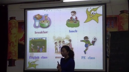 PEP小学四年级下册英语  Unit 2 What time is it?