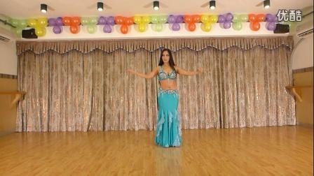 舞蹈视频现代舞 原创鼓舞 肚皮舞成品舞