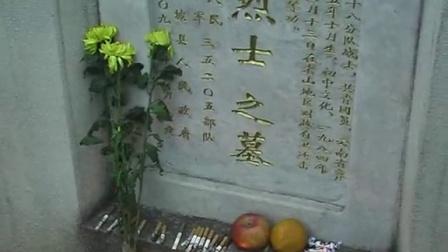 老山者阴山作战胜利30周年及麻粟坡扫墓