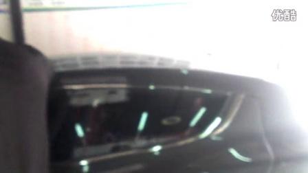 阿斯顿马丁汽车前档玻璃划痕修复