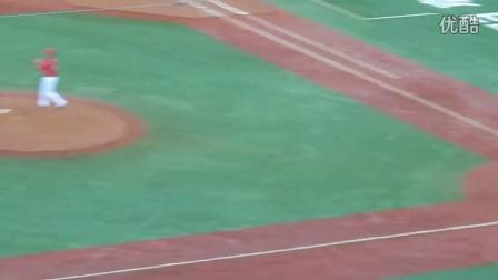 菊池涼介 5回裏の守備 ~ 2014.08.09 京セラドーム大阪