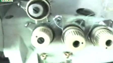 11三针五线包缝机维修教程视频