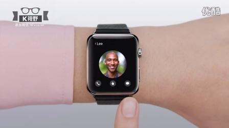 [K分享] Apple Watch使用教程:数字触控