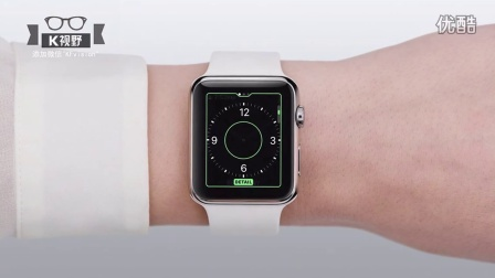 [K分享] Apple Watch使用教程:界面