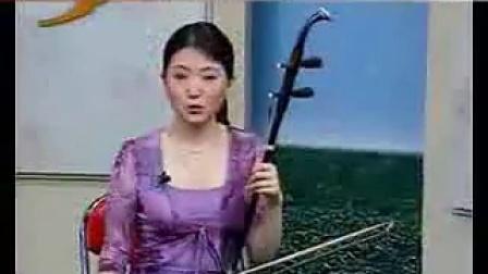 于红梅巧学二胡演奏 乐曲《北京有个金太阳》2