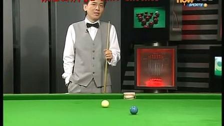 陈伟明斯诺克教程-打篮球+白球走位