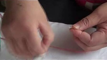 心梦割绒鞋垫手工坊视频教程