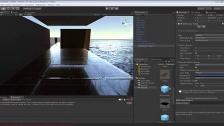 Unity 5 Tutorial - Realtime Global Illumination, Day_Night Cycle, Reflection Pro