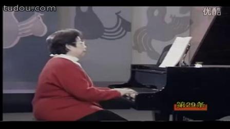 拜厄钢琴基础教程88条24、车尔尼599第29条讲解及示范学员展示