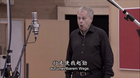 舒伯特声乐套曲《冬之旅》Schubert Winterreise 2013年录音室版 中德文字幕