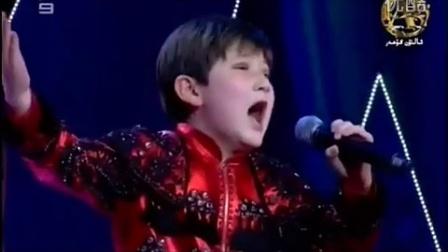 新疆达人秀第一季第一集Talant Sahnisi第一个参赛选手十岁