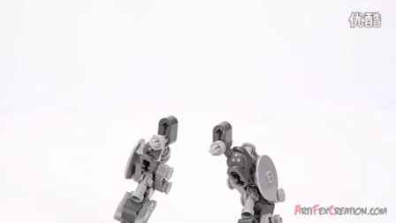 Lego Ideas EXO SUIT 21109 Stop Motion Set Review